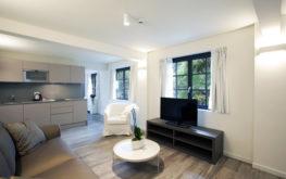 Salotto Appartamento Castelletto