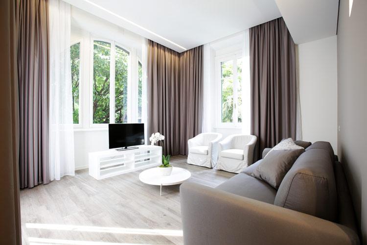 Finestra Mezzalune Suite