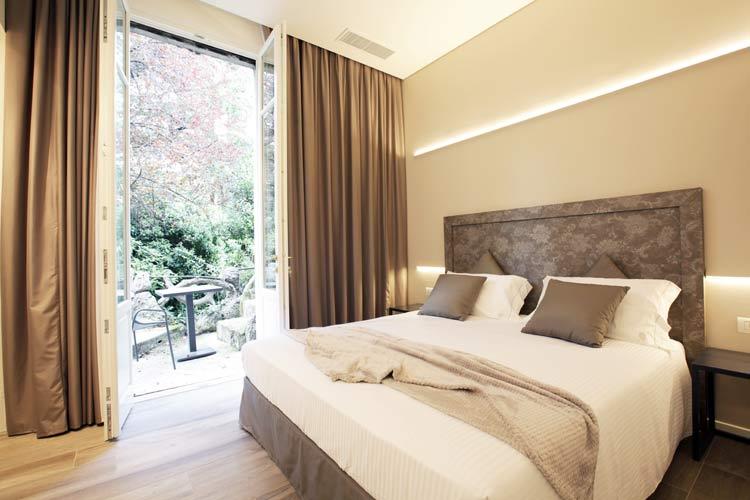 Camera e Terrazzo Suite