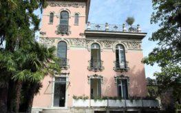 Villa Liberty - Facciata Sud