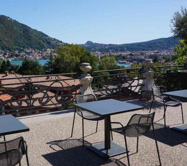 Tavolini Terrazzo Vista Lago