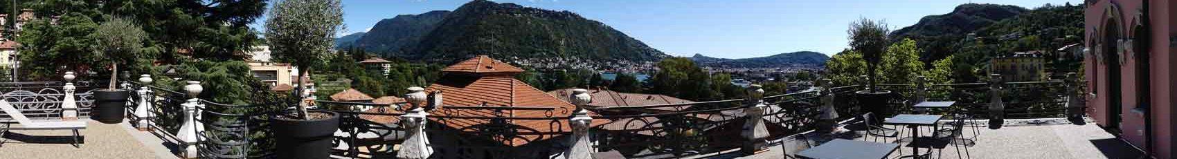 Terrazza Vista Lago - Solarium