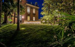 Villa Liberty - Giardino - night view